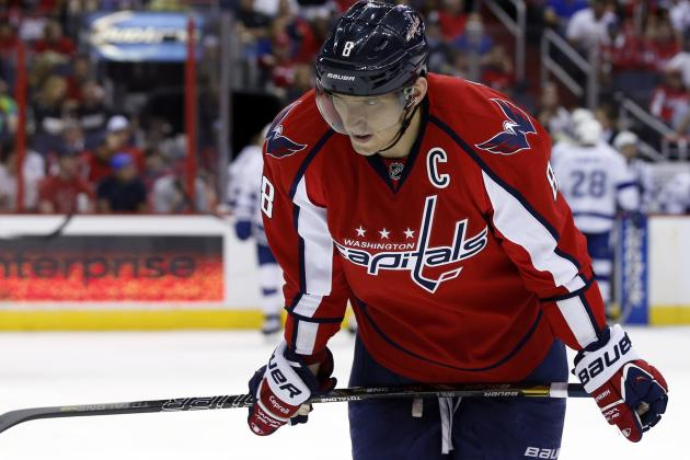 How Will Alex Ovechkin Recover from Dream Season That Turned into a Nightmare?