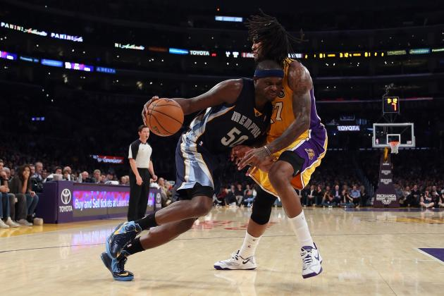 Memphis Grizzlies vs. Los Angeles Lakers: Live Score and Analysis
