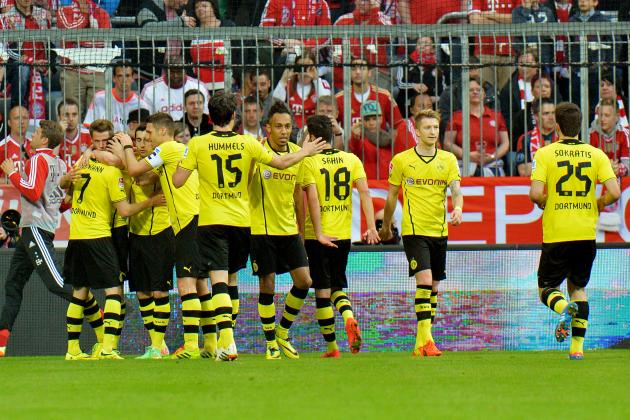 How Borussia Dortmund's Squad Players Saved Their Season