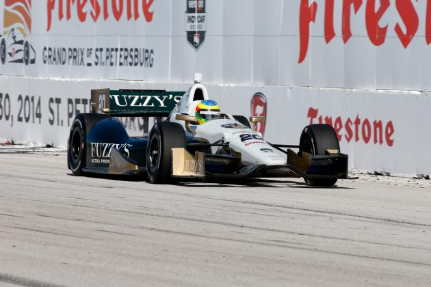 Grand Prix of Long Beach 2014 Results: Winner, Standings, Highlights, Reaction