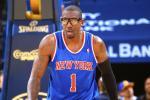 Amar'e: Knicks Best Team 'On Paper'