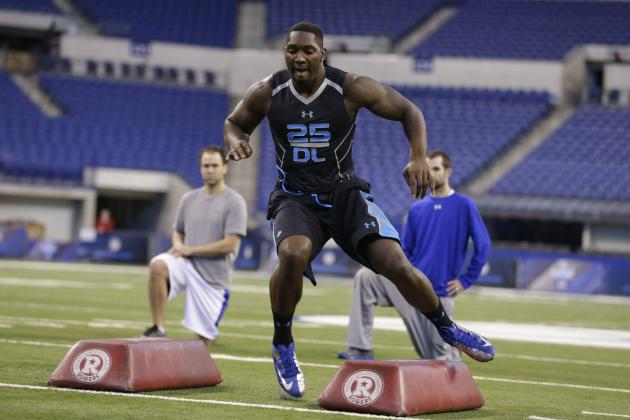 2014 Atlanta Falcons Potential Draft Pick Profile: DE/OLB Demarcus Lawrence