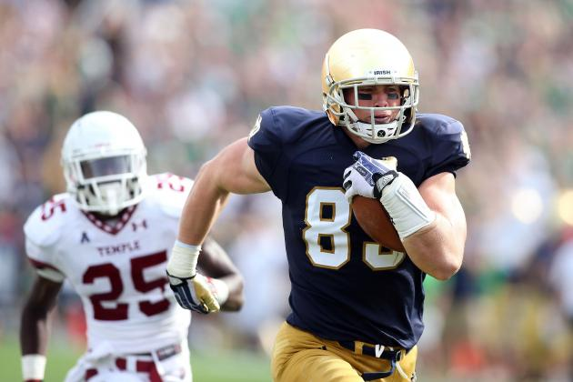 New England Patriots Draft Countdown: Making the Case for Troy Niklas