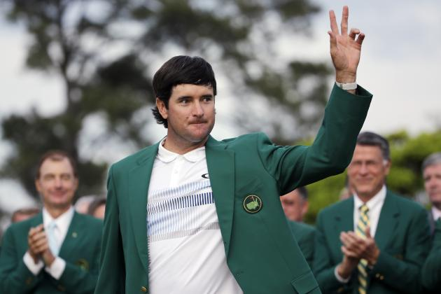 Bubba Watson's 2nd Green Jacket Puts Him into Rarefied Air of Golf Hierarchy