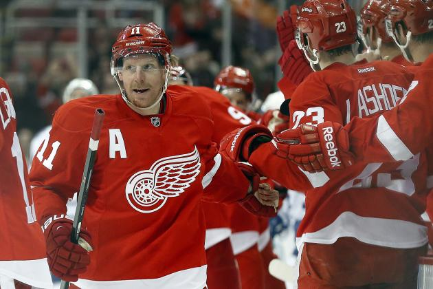 Daniel Alfredsson's Legacy with Detroit Red Wings Begins Now