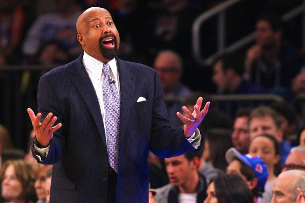 Mike Woodson Apologizes to Knicks Fans and Blames Himself for Bad Season