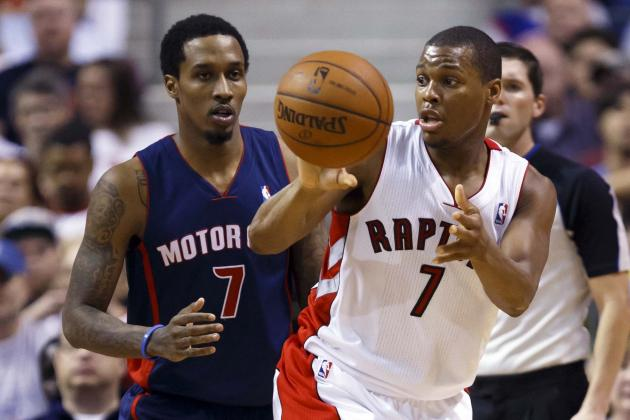 Toronto Raptors Beat Detroit Pistons to Tie Franchise Record of 47 Wins