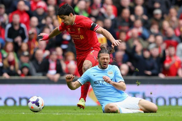 Liverpool, Clattenburg Conspire to Prove Gambler's Fallacy True vs. Man City