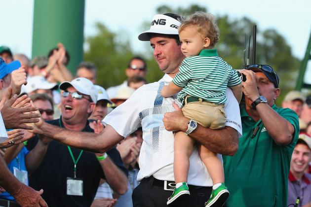 Masters 2014 Winner Bubba Watson Will Not Have Another Green Jacket Slump