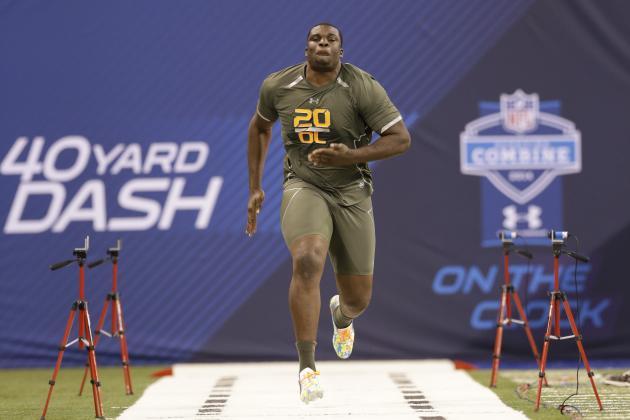 Washington Redskins Draft Countdown: Making the Case for Tackle Cyrus Kouandjio