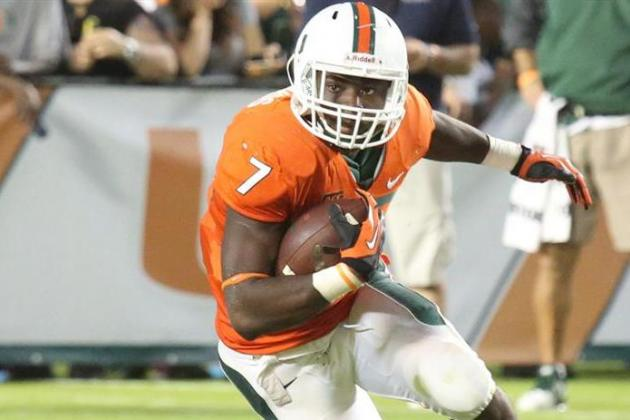 Miami Football: Top Performers from the Hurricanes' Spring Game