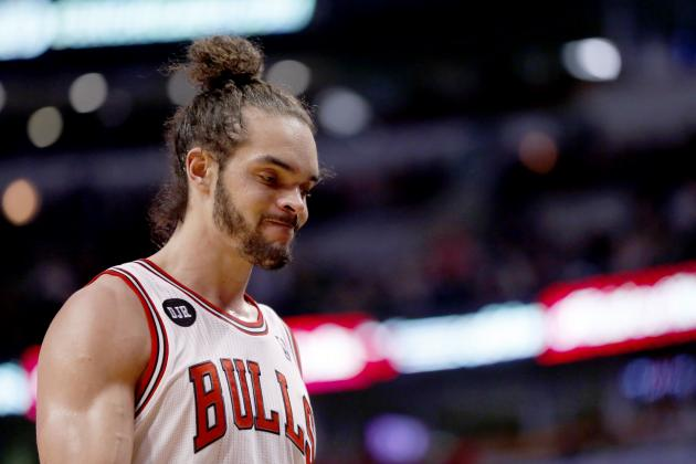 Joakim Noah Enters Elite Territory as 6th Center with 415 Assists in 1 Season