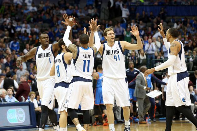 3 Dallas Mavericks Weaknesses to Exploit in the NBA Playoffs