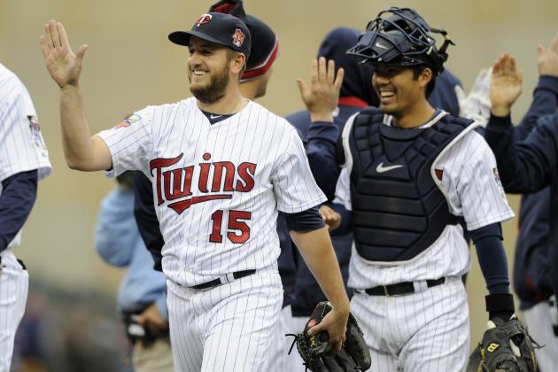 Twins Get Back to .500 with Royals Sweep