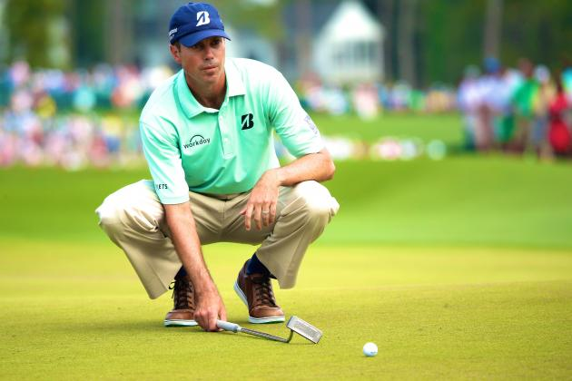 Race for Best Player Never to Win a Major Heating Up After 2014 Masters