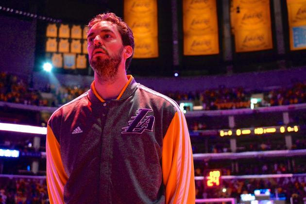 Should Los Angeles Lakers Let Pau Gasol Walk Away in Free Agency?
