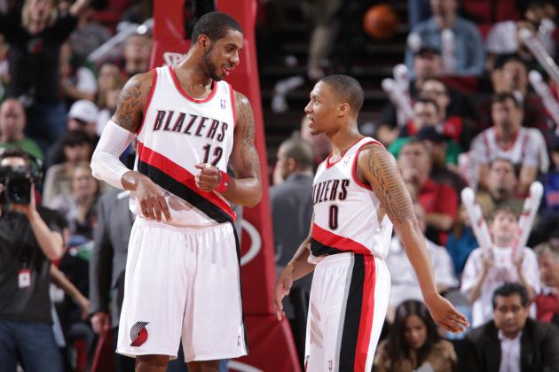 Building the Ideal Playoff Rotation for Portland Trail Blazers