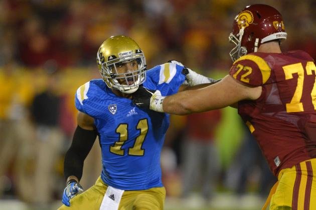 Philadelphia Eagles Draft Countdown: Making the Case for LB Anthony Barr