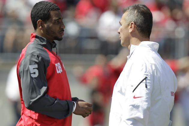 Ohio State Spring Game: Biggest Takeaways from Buckeyes' Intra-Squad Tilt