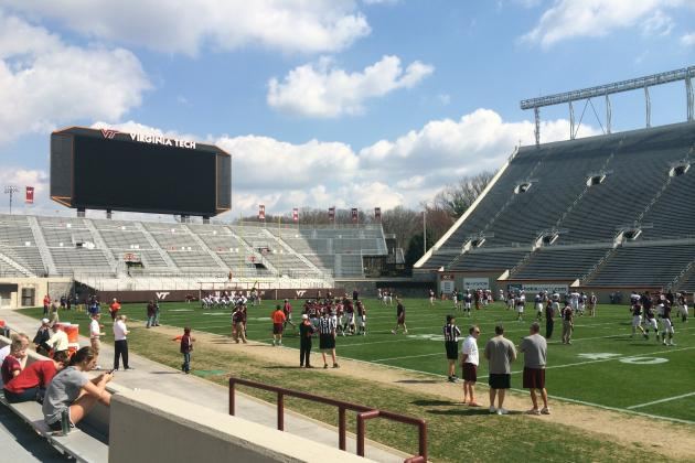 Virginia Tech Football: Analyzing the Hokies' Second Spring Scrimmage