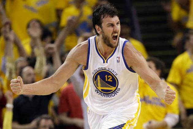 Stephen Curry Drops 47 in Portland, but Injured Andrew Bogut Is Warriors' Worry