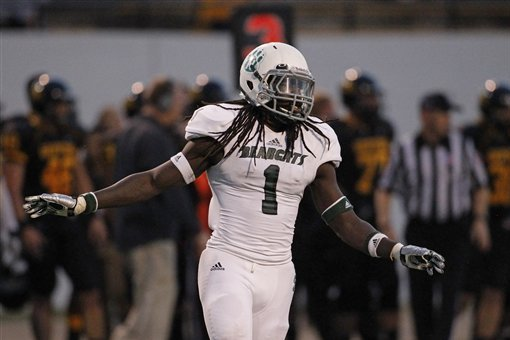 Brandon Dixon NFL Draft 2014: Highlights, Scouting Report for New York Jets CB