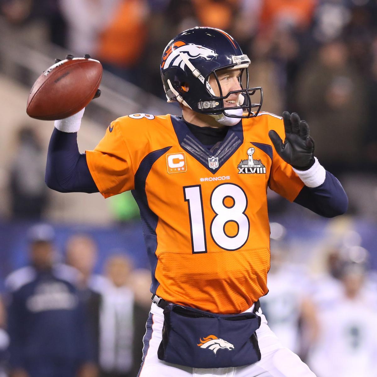 Denver Broncos Schedule: Denver Broncos Schedule 2014: Win-Loss Predictions For