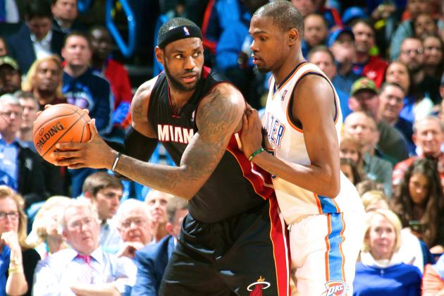 Miami Heat 'Fast 5': LeBron's Concession, Beasley in DC, Wade's Absences & More