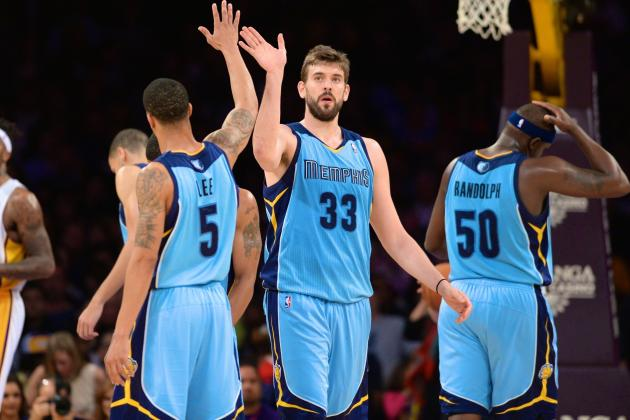 Only Phoenix Suns Stand in the Way of Memphis Grizzlies' Shot at 1st-Round Upset