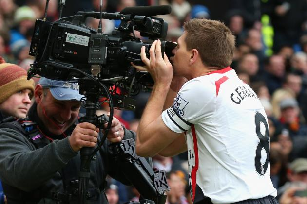 Debate: Would Title Glory Make Steven Gerrard England's Greatest Midfielder?
