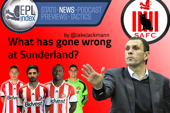 What Has Gone Wrong At Sunderland?