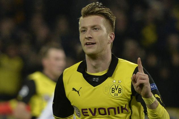 Manchester United Transfer News: Marco Reus Key to Summer Revamp for David Moyes