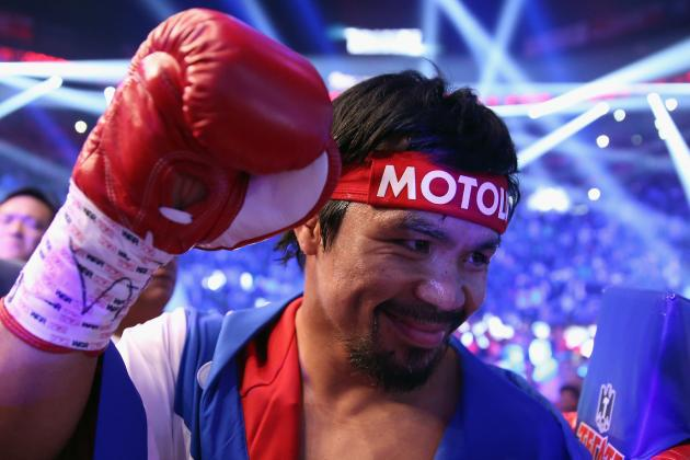 Manny Pacquiao's Next Fight Must Be Against Ruslan Provodnikov