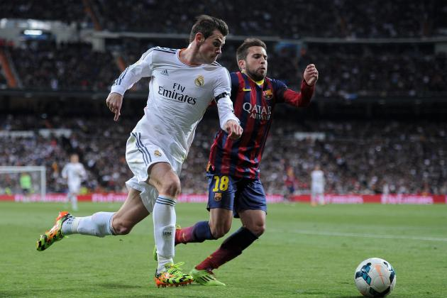 Real Madrid vs. Barcelona: Predictions for Top Stars in 2014 Copa Del Rey Final