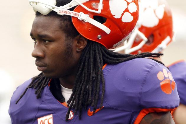 Sammy Watkins Visits the Rams
