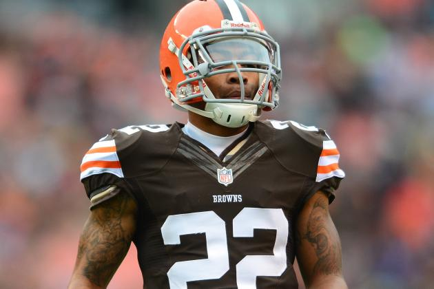 Buster Skrine Using Offseason to Sharpen Skills