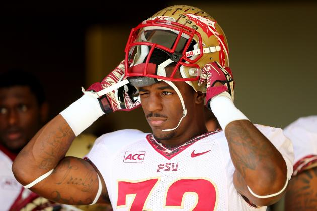 James Wilder Jr. Arrested: Latest Details, Bond Info and More on Former FSU RB
