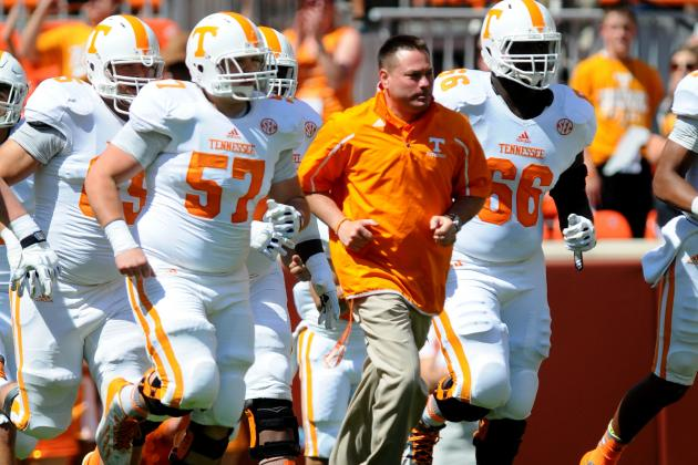Tennessee Football: Don't Be Blinded by Spring Stats, Vols Have Work to Do