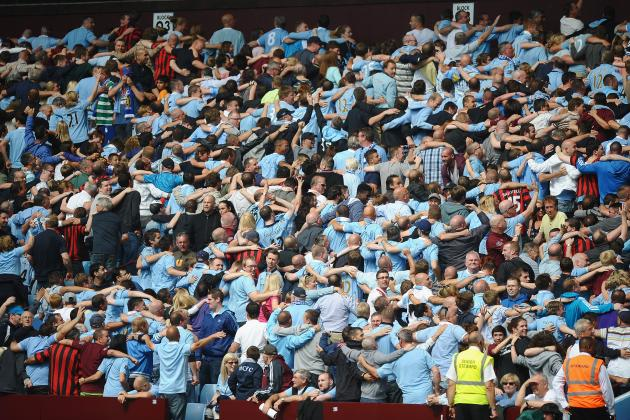 Manchester City Supporters' Bus Attacked at Anfield: Latest Photos and Comments
