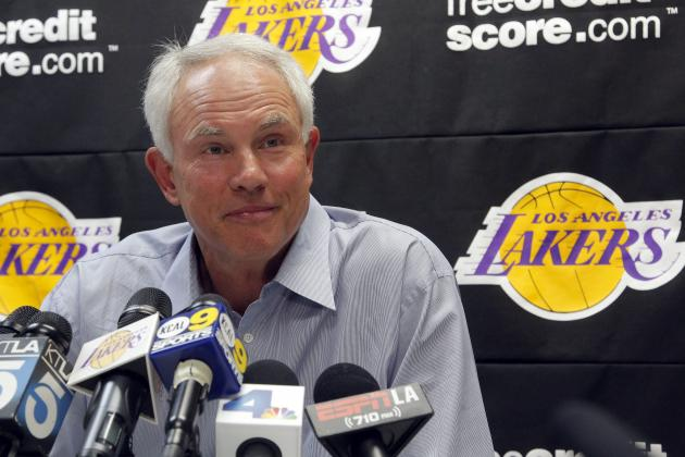 GM Mitch Kupchak: Lakers Have 'Great Interest' in Re-Signing Pau Gasol