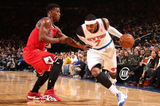 Why Chicago Bulls Are New York Knicks' Biggest Threat to Carmelo Anthony