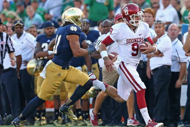 Notre Dame's Matthias Farley Adjusting to Corner