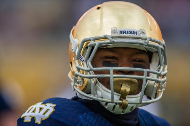 Greg Bryant Shows He Can Be a Difference Maker for Notre Dame