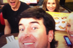 Bubba Celebrates Masters Win... at Waffle House