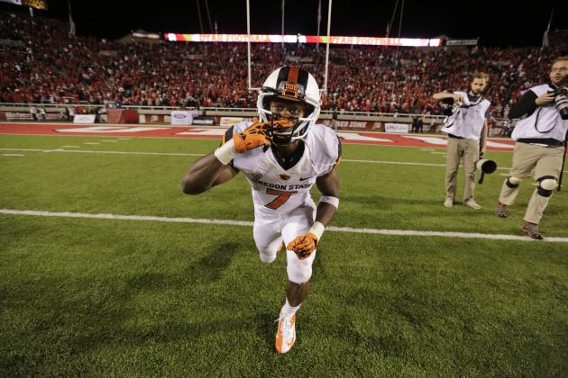Kansas City Chiefs Should Look to Target Brandin Cooks in 2014 NFL Draft