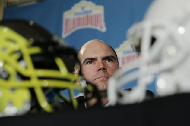 Oregon Football: Mark Helfrich's Biggest Spring Practice Concerns