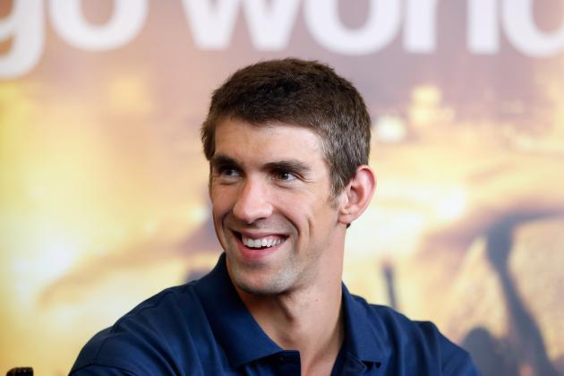 Phelps Confirms Return to Competitive Swimming