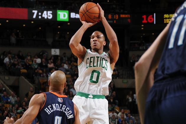 Avery Bradley Is Suddenly a Deadly Three-Point Shooter...