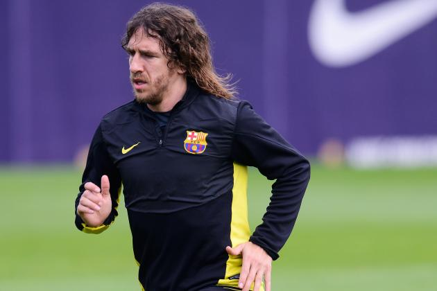 Puyol: We Are with Martino to the Death