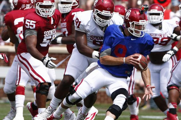 Should Oklahoma Worry Trevor Knight Underwhelmed in Sooners' 2014 Spring Game?